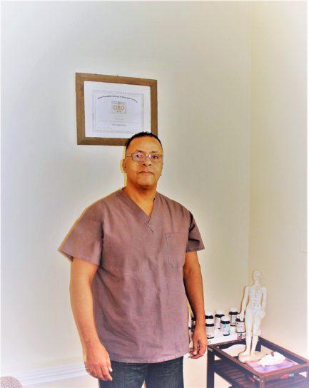 Said Mouhtajy, Registered Massage Therapist, Reflexologist